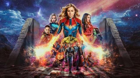 Disney+ anuncia la lista de películas del Universo Cinematográfico Marvel, ya disponibles