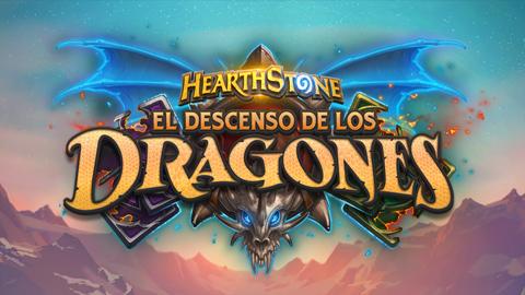Hearthstone presenta su nueva expansión llamada «El Descenso de los Dragones»