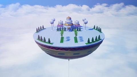 Dragon Ball Z: Kakarot muestra una serie de imágenes de sus diferentes localizaciones