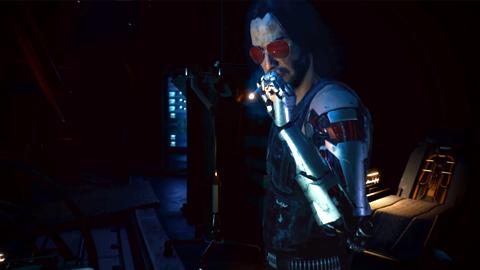 Keanu Reeves disfrutó tanto su papel en Cyberpunk 2077 que pidió más tiempo en pantalla