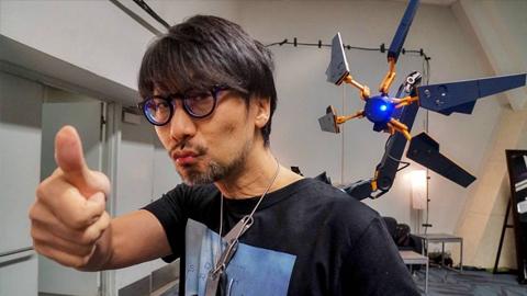 Más de la mitad del equipo de Death Stranding pertenecía a Konami