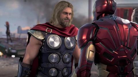 Crystal Dynamics previó las críticas por el aspecto de los héroes en Marvel's Avengers