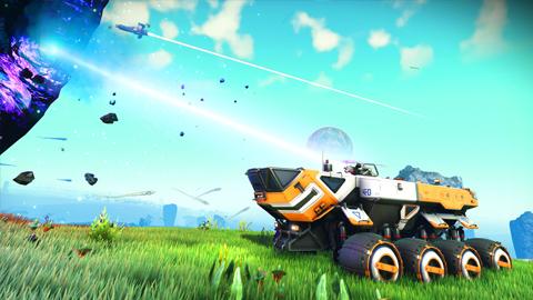 La actualización Synthesis llegará a No Man's Sky con una gran cantidad de mejoras