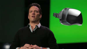 Phil Spencer realidad virtual