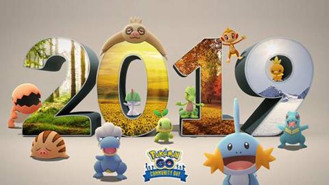 Pokémon GO anuncia todos los detalles del Día de la Comunidad de diciembre