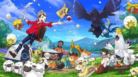 Filtrados 35 nuevos ejemplares llegarían a Pokémon Espada y Escudo mediante eventos