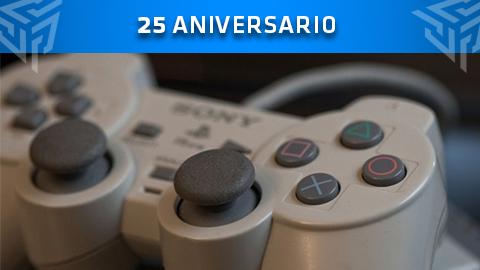 ¡PlayStation celebra hoy su 25 aniversario!