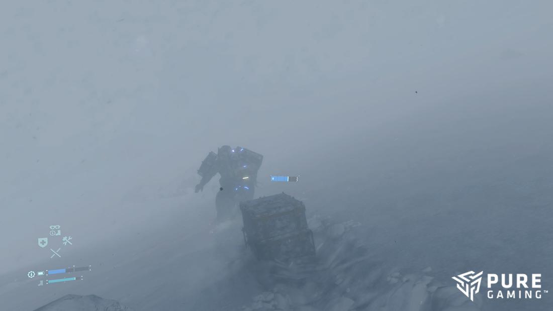 análisis death stranding