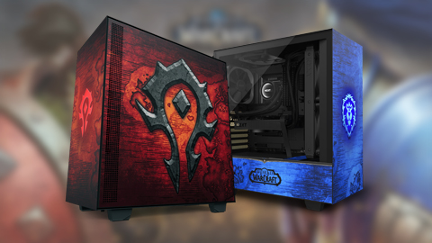 NZXT anuncia la caja H510 de World of Warcraft para los usuarios de PC