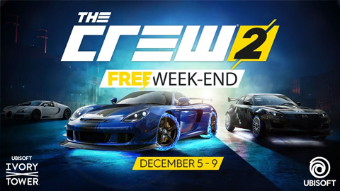 The Crew 2: Juega gratis este fin de semana en PlayStation 4, Xbox One y PC