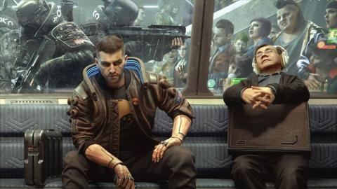 Cyberpunk 2077 habla sobre la magnitud de la historia y los diálogos