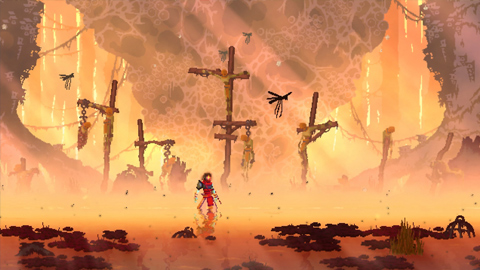 Dead Cells recibirá un DLC de pago a principios de 2020