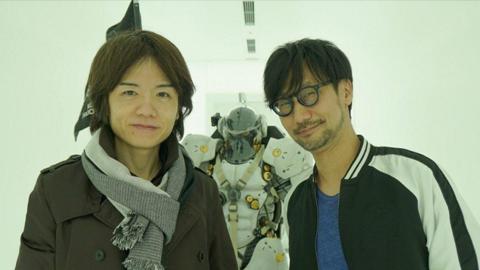 Masahiro Sakurai queda impresionado al probar Death Stranding