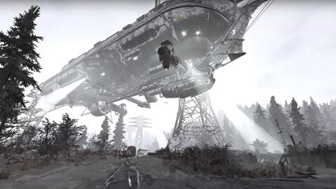 Fallout 76 se ha convertido en una colmena de NPCs y naves debido a un hack