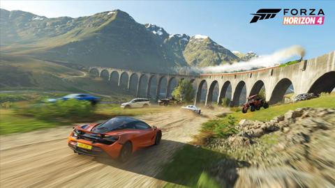 Forza Horizon 4: El mejor videojuego de conducción de la década según Top Gear