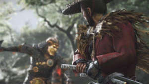 tráiler Ghost of Tsushima