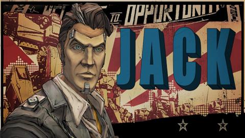 Jack el Guapo podría haber sido el malo malísimo de Borderlands 3