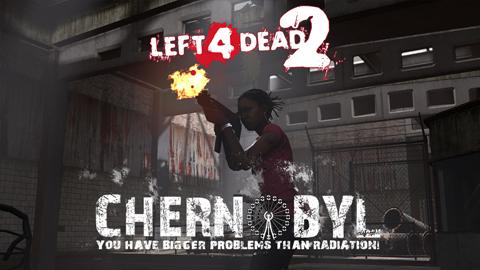 Left 4 Dead 2 se muda a Chernobyl gracias a la comunidad de fans