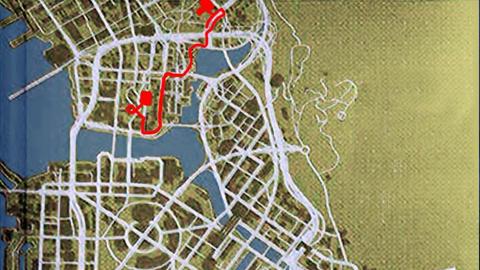 El mapa de Cyberpunk 2077 podría tener unas dimensiones superiores a las esperadas