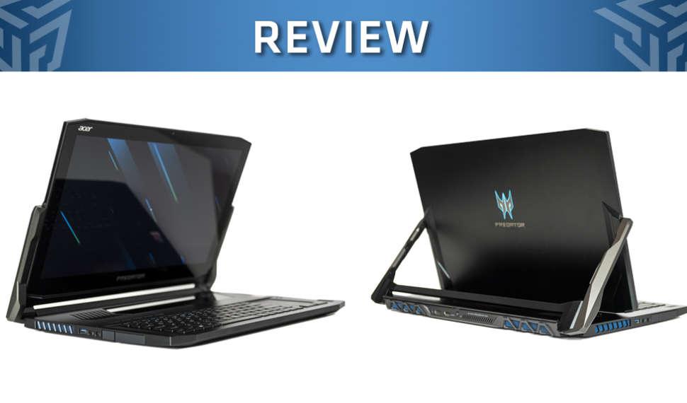 Review Acer Predator Triton 900 – Calidad al alcance de muy pocos…