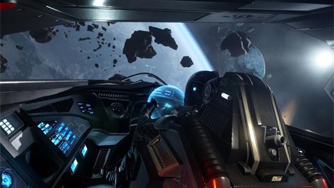 Star Citizen: Squadron 42 muestra un nuevo tráiler cinemático