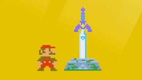Super Mario Maker 2 recibirá contenido de The Legend of Zelda con su nueva actualización