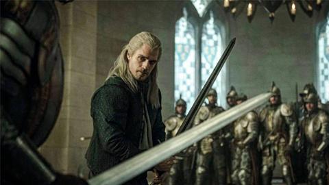 Netflix muestra la primera escena de lucha de la serie The Witcher