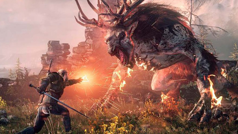 The Witcher 3 bate su récord de jugadores simultáneos en Steam