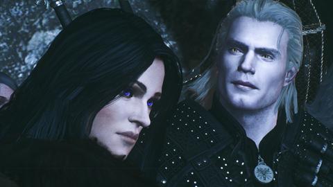 Un mod permite jugar a The Witcher 3 con las caras de los actores de la serie de Netflix