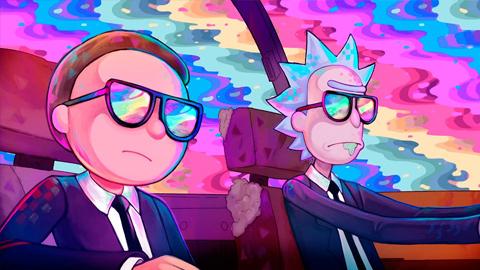 HBO España añade a su catálogo las series de Adult Swim, creadores de Rick y Morty