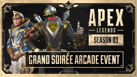 Apex Legends anuncia la llegada del evento especial «Grand Soirée Arcade»