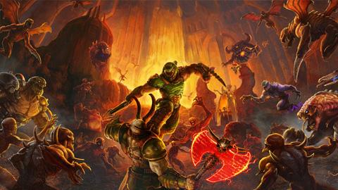 El director creativo de DOOM Eternal deja claro que el videojuego no tendrá microtransacciones