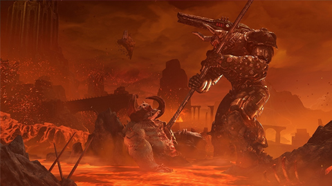 Bethesda podría incluir un Pase de Batalla en DOOM Eternal