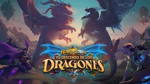 Hearthstone presenta su próxima expansión El Despertar de Galakrond