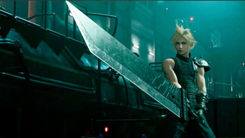 Final Fantasy VII Remake: Filtrada la intro y un gameplay de la demo