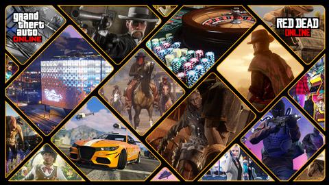 Rockstar Games ofrece recompensas a los jugadores de GTA y Red Dead Online