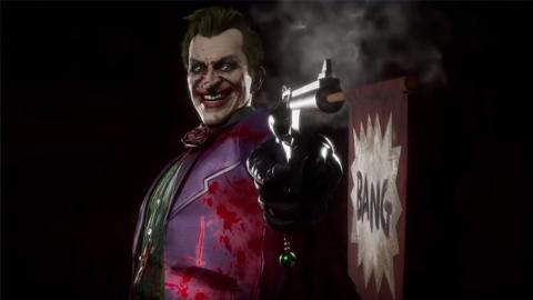 Mortal Kombat 11 muestra un nuevo gameplay con El Joker como protagonista