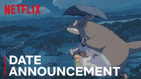 El catálogo de Netflix contará con las películas de Studio Ghibli próximamente