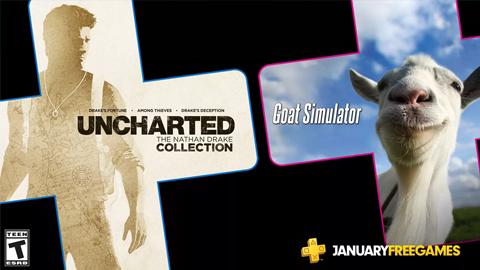Estos son los videojuegos gratuitos del servicio PlayStation Plus para enero de 2020