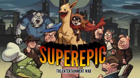 SuperEpic: Collector's Edition llegará para PlayStation 4 y Nintendo Switch