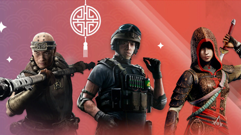 Ubisoft comienza una serie de Ofertas Flash con motivo del «Nuevo Año Chino»