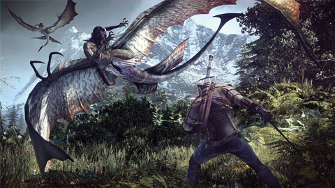 The Witcher 3: Wild Hunt se sitúa en el Top 10 de ventas digitales en PlayStation 4