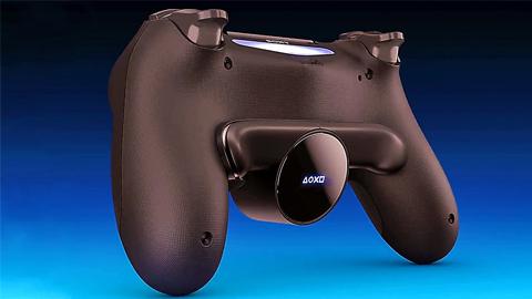 ¡Ya disponible el accesorio «Botones Traseros» para el DUALSHOCK 4 de Sony!
