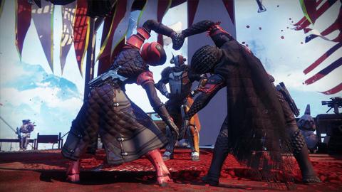 Los Días Escarlata llegan a Destiny 2 con motivo de San Valentín