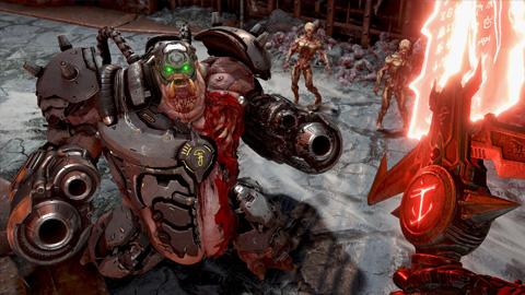 Doom Eternal muestra más detalles del multijugador en un nuevo gameplay