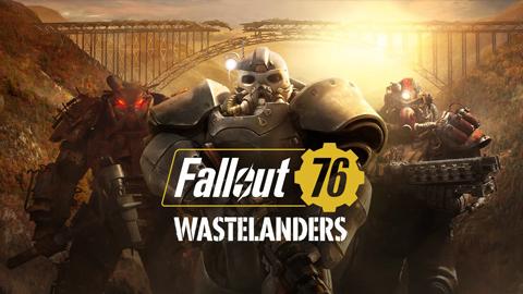 Fallout 76 presenta el tráiler oficial de su actualización «Wastelanders»