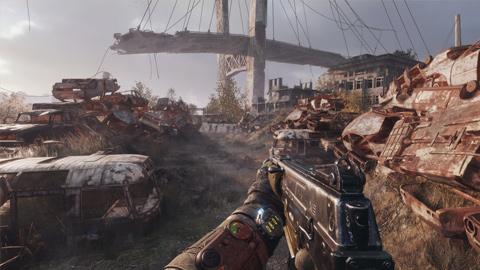 Metro Exodus ha tenido un increíble lanzamiento en la plataforma de Steam