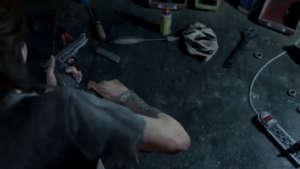 personalización armas The Last of Us