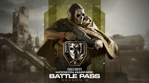 Así es el Pase de Batalla para la Temporada 2 de Call of Duty: Modern Warfare