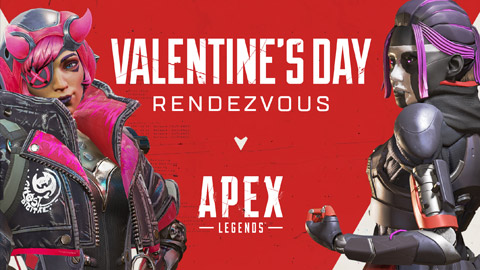 Apex Legends presenta su nuevo evento por San Valentín
